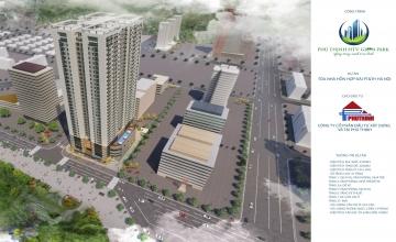 Thiết kế đẳng cấp chung cư Phú Thịnh Green Park